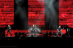 Nickelback Live in Perth, Australia – 17 November 2012