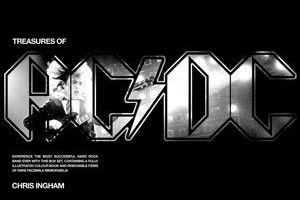 BOOK REVIEW: Treasures of AC/DC by Jerry Ewing