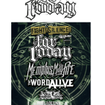 For Today Fight The Silence Tour Dates Announced