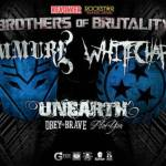 EMMURE ANNOUNCE BROTHERS OF BRUTALITY CO-HEADLINING TOUR WITH WHITECHAPEL