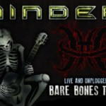 LIVE – HINDER – BARE BONES TOUR – Detroit, MI – November 9, 2012