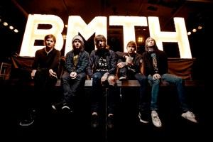 Bring Me The Horizon and Pierce The Veil announce Sidewaves with The Chariot