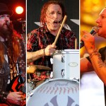 ZAKK WYLDE, AND MEMBERS OF SEVENDUST, CANDLEBOX AND BLACK LABEL SOCIETY JOIN THE INFINITE STAIRCASETO RECORD SONG FOR VICTIMS OF HURRICANE SANDY