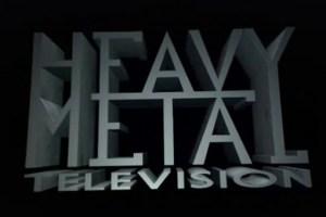 HEAVY METAL TELEVISION HITS WITH BANG