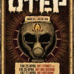 KillRockStar Big Dog Entertainment and Hysteria Magazine Present: OTEP 'Sounds Like Armageddon' Australia 2013