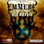 LIVE – STATIC X – NOISE REVOLUTION TOUR – Flint, MI – October 6, 2012