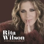 RITA WILSON DELIVERS THE CHRISTMAS CARD EP WITH HOLIDAY CLASSICS
