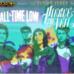 "ALL TIME LOW  Announces ""The Spring Fever Tour 2013"" Presented by Rockstar Energy Drink  With Pierce The Veil"