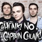 Chunk! No, Captain Chunk! announce spring U.S. headline tour