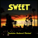 UK Rock Legends SWEET Revisit Hit Album 'Desolation Boulevard' With New Live CD