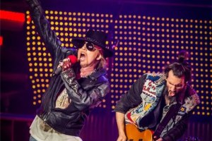 Guns n' Roses LIVE in Las Vegas – 14 November 2012