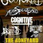 GOD FORBID ANNOUNCE HURRICANE SANDY BENEFIT CONCERT