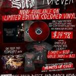 SISTER SIN LIMITED EDITION VINYL NOW AVAILABLE