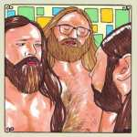 RED FANG:  Release Daytrotter Session; Announce Australian + Euro Tour Dates