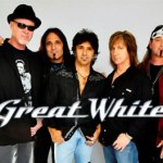 GREAT WHITE NOW NO. 8, MTV.COM ADDS TO ROTATION