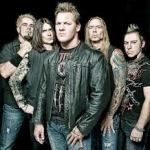FOZZY join the Steel Panther/Buckcherry S.T.D. tour of Australia
