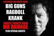 ROCK FOR DOC, featuring Mr Damage, with Krank, Ragdoll & Big Guns – 28 Jan 2013