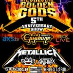 Press Conference from Hell: 2013 Golden Gods Commercial