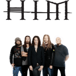 HIM Joins Razor & Tie's Label Roster; New Studio Album -Tears On Tape – Scheduled For April 30th