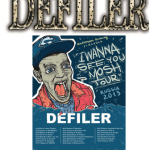 Defiler Announces Russian Tour