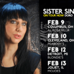 SISTER SIN VOCALIST LIV JAGRELL TALKS ABOUT UPCOMING TOUR WITH DORO PESCH