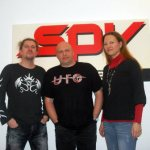 EDENBRIDGE Sign With Steamhammer/SPV