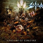 SODOM Reveals Artwork and Tracklisting for Epitome of Torture