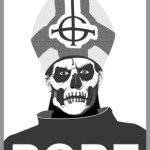 Cast Your Ballot For Papa Emeritus II