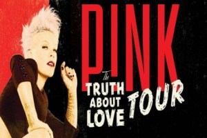 LIVE – P!NK, Auburn Hills, MI, March 5, 2013