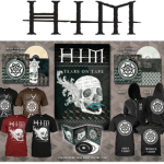 Him Launch Fan Pre-Order Bundles For New Album, Tears On Tape