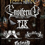 HEIDEVOLK to begin first North American this week, alongside ENSIFERUM, TYR+++