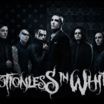 "Motionless In White: ""America"" new lyric video, music video with 'Clown' of Slipknot, & new drummer!"