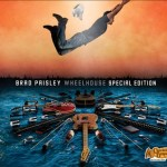 Brad Paisley's WHEELHOUSE-SPECIAL EDITION CD now available at Cracker Barrel Old Country Store