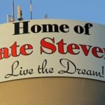 Tate Stevens' Hometown Honors Him On Water Tower
