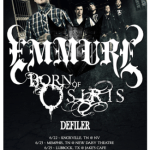 Defiler To Tour With Emmure & Born Of Osiris
