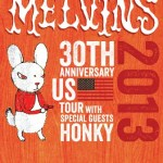 "Melvins 30th Anniversary Tour; ""Everybody Loves Sausages,"" with Buzz's Commentary, Streaming via Spin"