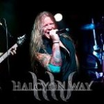 HALCYON WAY VOW TO FIGHT NEW 'HALCYON ZANE' VERSION OF THE BAND