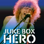 LOU GRAMM'S  'JUKE BOX HERO: MY FIVE DECADES IN ROCK 'N' ROLL'  DUE OUT MAY 1 FROM TRIUMPH BOOKS
