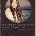 Rachael Yamagata Kicks Off The Dealbreaker Heart Tour Tonight!