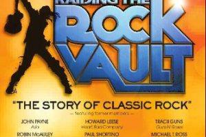 LIVE – Raiding The Rock Vault, April 29, 2013