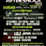 Monster Energy's Aftershock Festival Daily Band Lineup Announced, Tickets On Sale June 7, Pre-Party With Steel Panther Free For All Aftershock Ticketholders