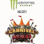 CARNIVAL OF MADNESS:  First Tour Dates Announced; Unleashes August 13 In Cleveland With Shinedown, Papa Roach, Skillet, In This Moment & We As Human