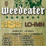 """Weedeater and ASG Announce U.S. Tour; ASG's """"Blood Drive"""" On Billboard Charts"""