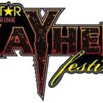 "ROCKSTAR ENERGY DRINK MAYHEM FESTIVAL Announces ""METAL OF HONOR"" in partnership with iHome"