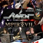 RAVEN Announce North American Tour