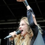 INTERVIEW: Jill Janus and Blake Mehal of Huntress, July 2013