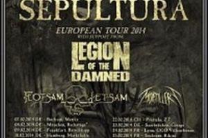 INTERVIEW: DERRICK GREEN of Sepultura, October 2013