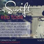 Live Review – Taylor Swift, Red Tour – Perth, WA, 11 December 2013