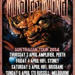 Monster Magnet touring Australia in April