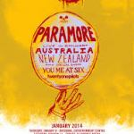 LIVE REVIEW – PARAMORE, Perth – 16 Jan 2014